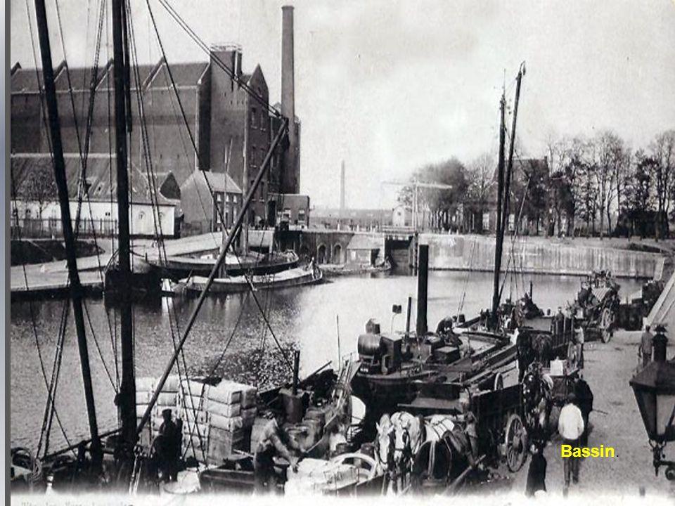 Boergoenjestraot. Euverstrooming 1926.