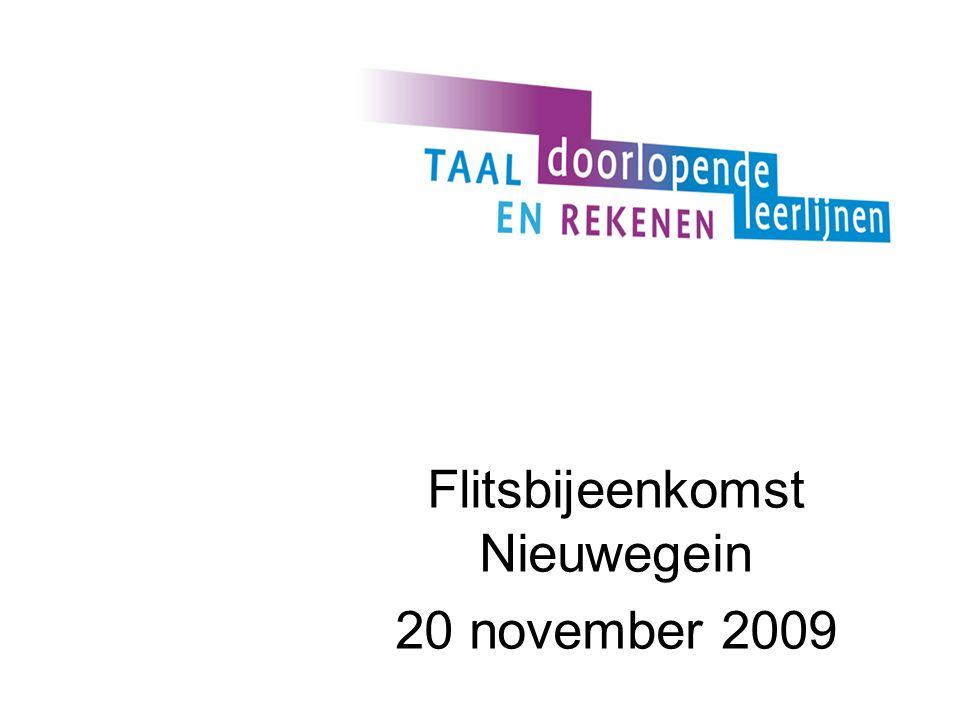 Flitsbijeenkomst Nieuwegein 20 november 2009