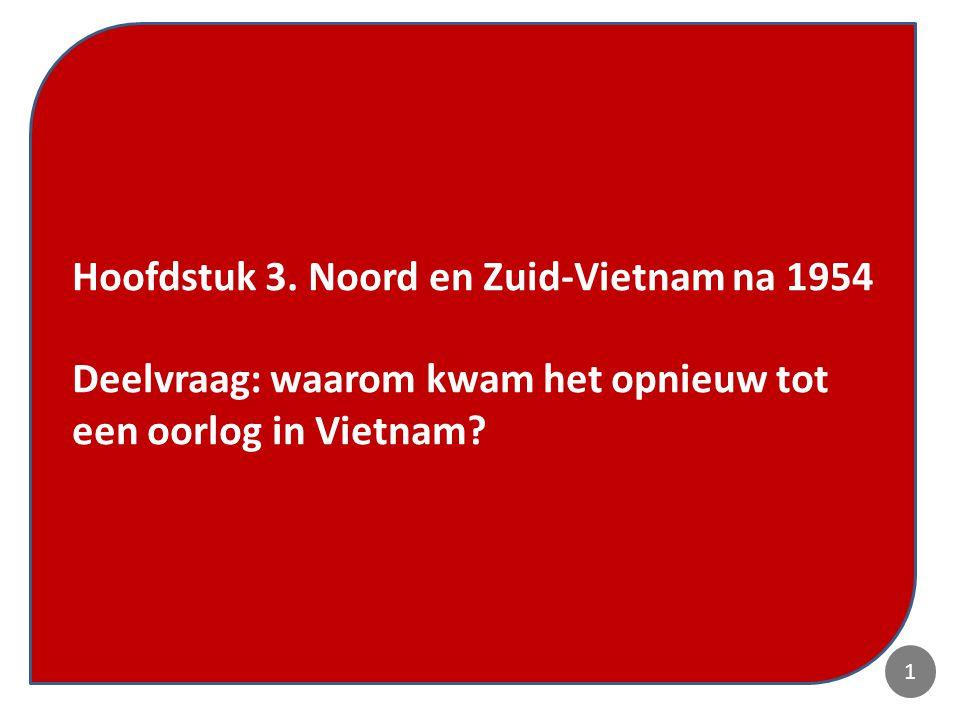Dekolonisatie en Koude Oorlog in Vietnam 2 Hoofdstuk 3.