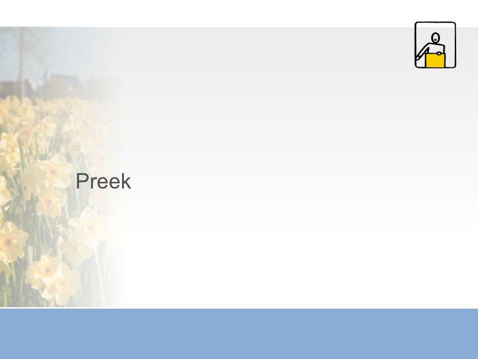 Preek