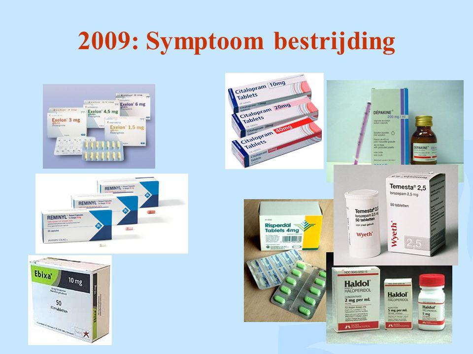 2009: Symptoom bestrijding