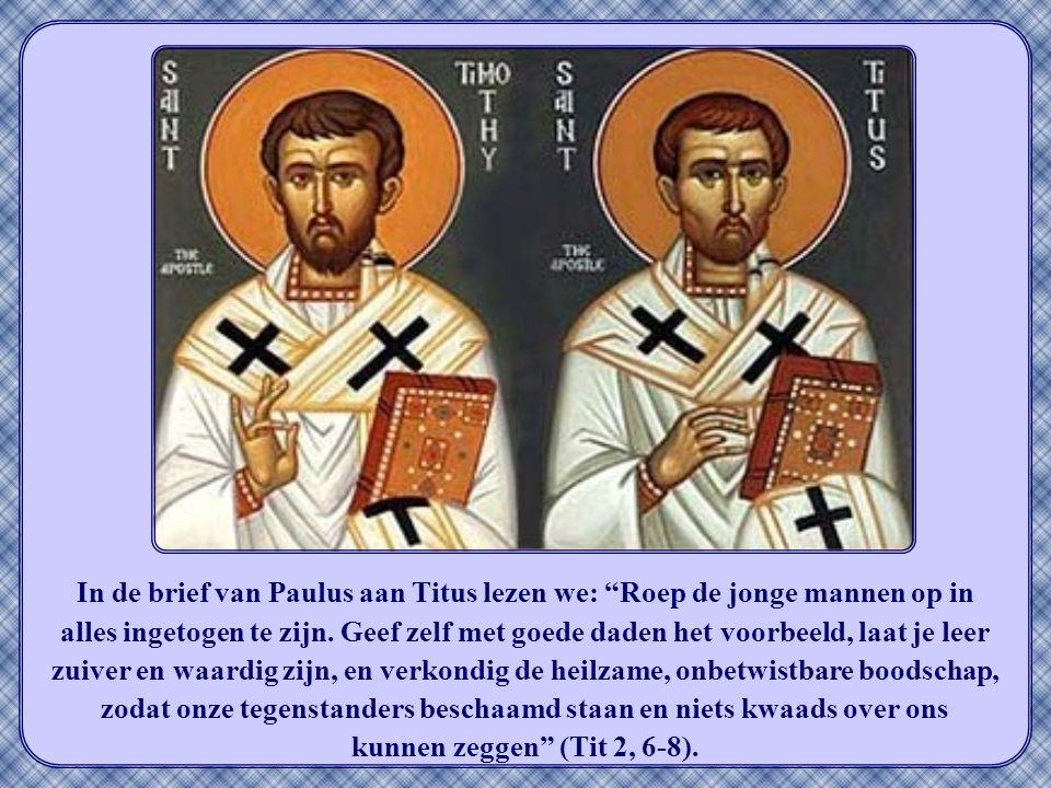De jonge kerk hechtte grote waarde aan deze woorden van Jezus. Vooral in de moeilijke momenten, toen christenen belasterd werden, spoorde de kerkgemee