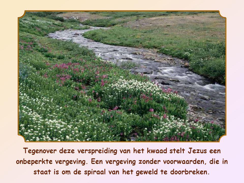 Deze woorden herinneren aan het bijbelse Lied van Lamech, een afstammeling van Adam: Kaïn wordt zevenmaal gewroken, Lamech zevenenzeventig maal (Genesis 4,24).