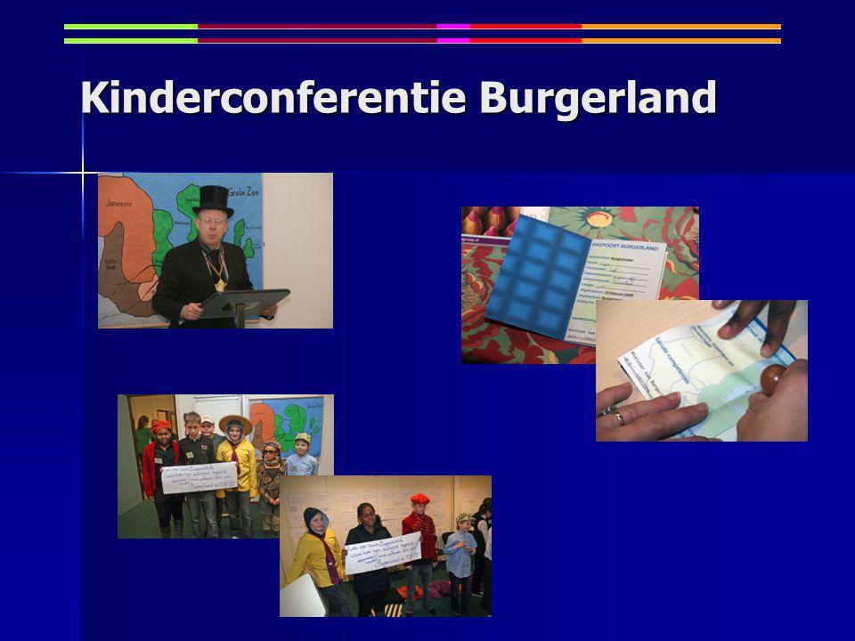 Kinderconferentie Burgerland