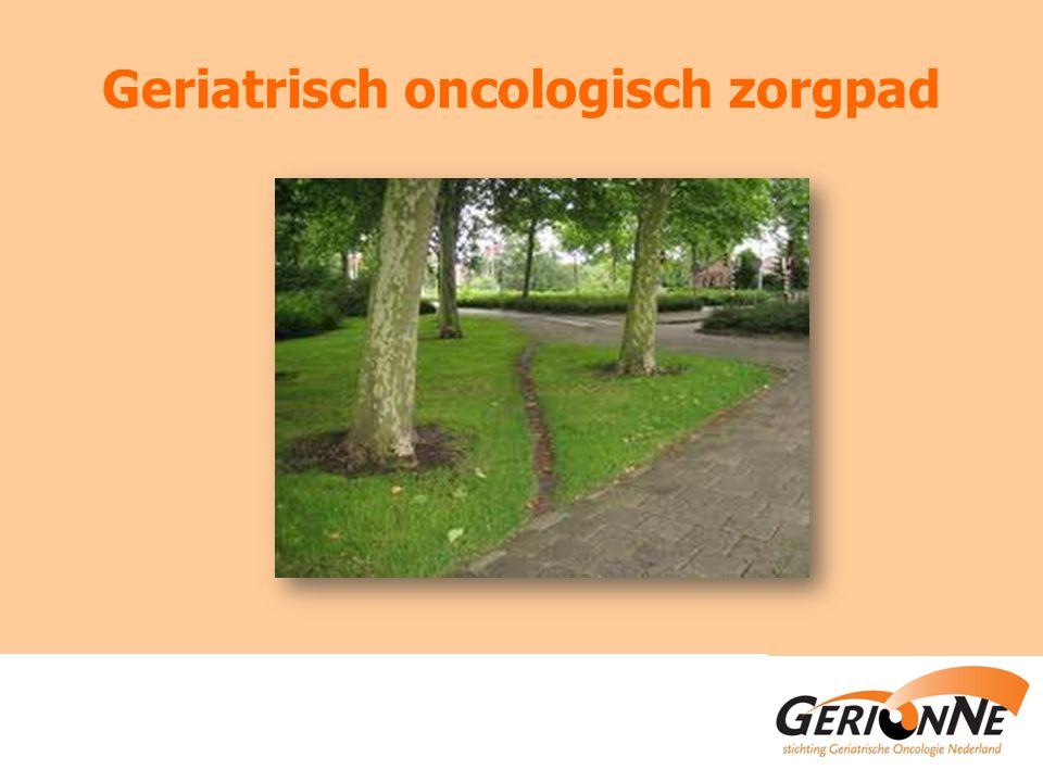 Geriatrisch oncologisch zorgpad