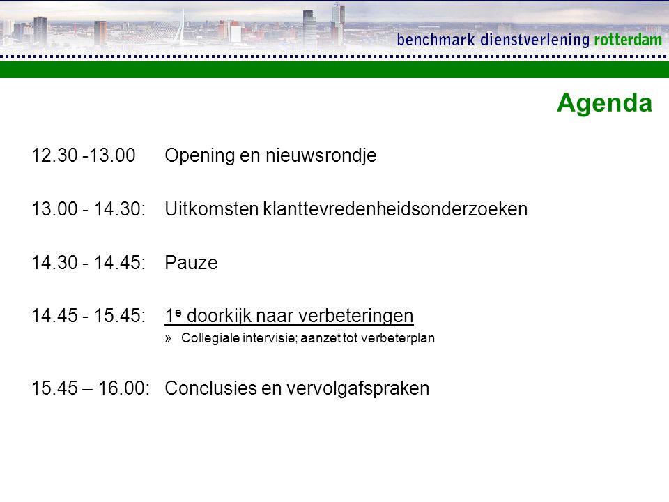 Nieuws Rotterdam is op het VNG-jaarcongres uitgeroepen tot meest klantvriendelijke gemeente.