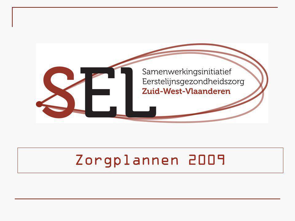Zorgplannen 2009