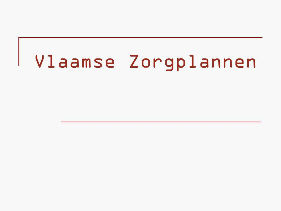 Vlaamse Zorgplannen