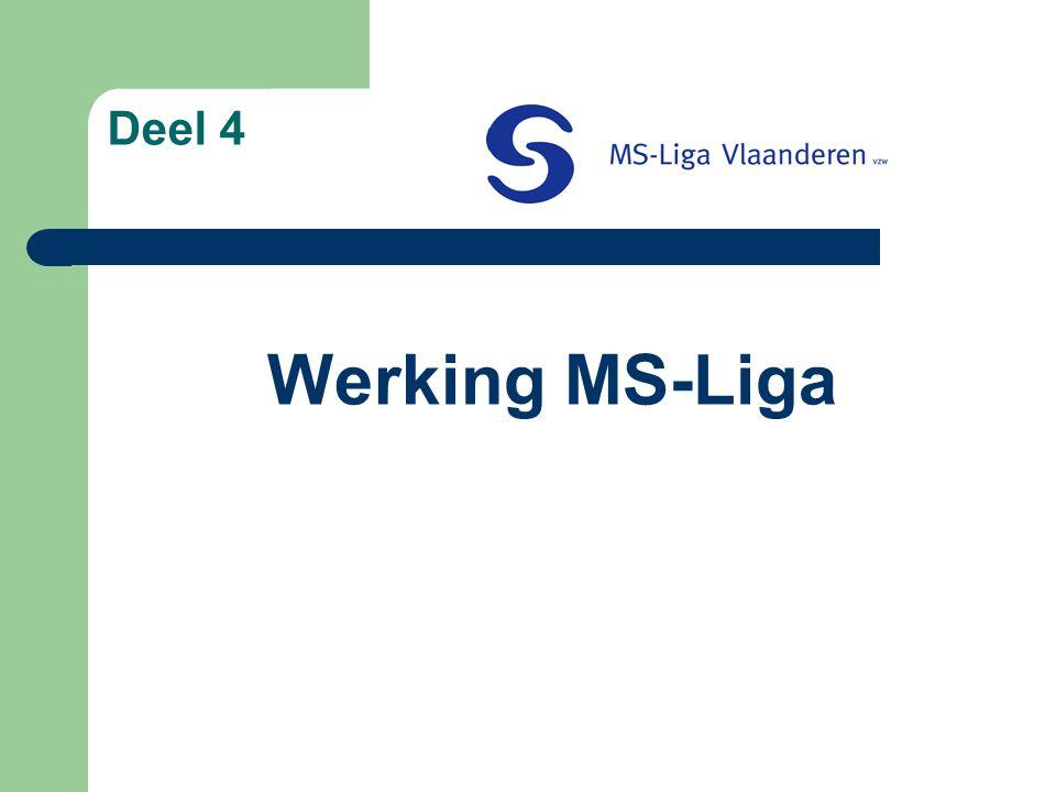 Deel 4 Werking MS-Liga