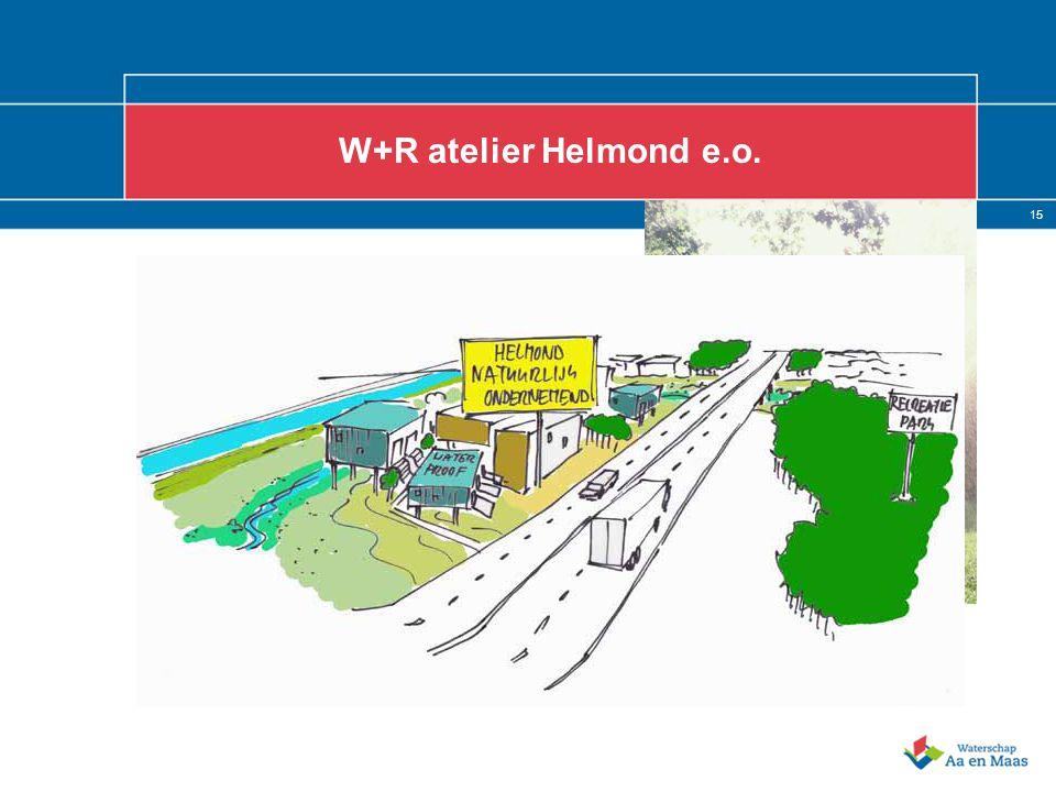 15 W+R atelier Helmond e.o.