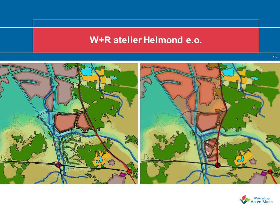 16 W+R atelier Helmond e.o.