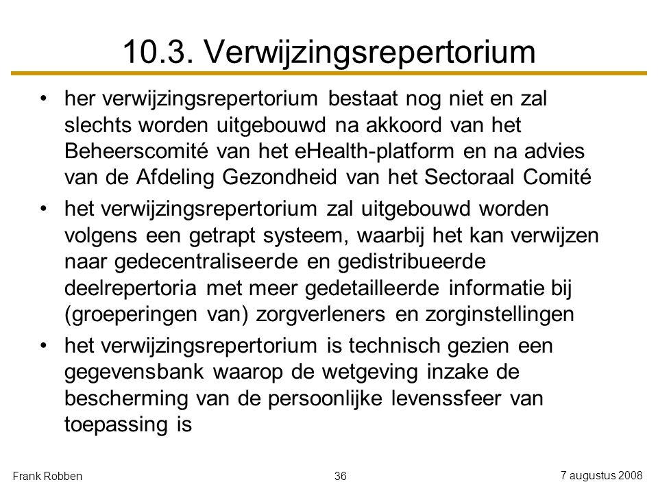 36 7 augustus 2008 Frank Robben 10.3.