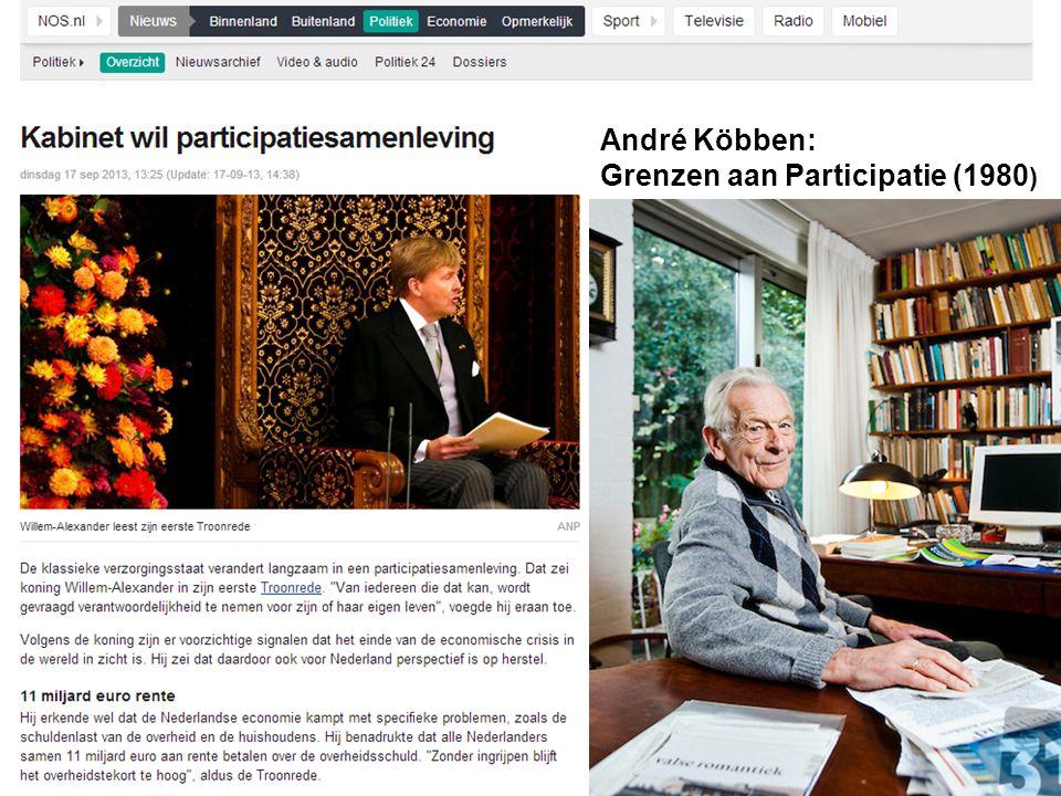 3 André Köbben: Grenzen aan Participatie (1980 )