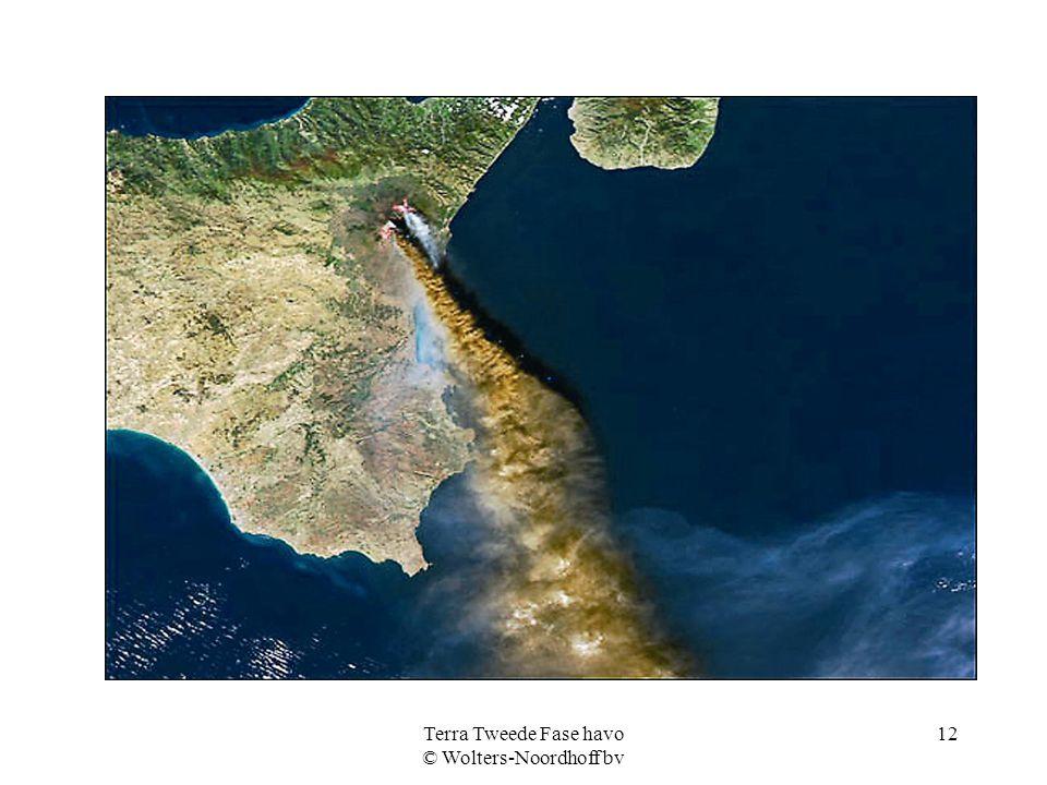 Terra Tweede Fase havo © Wolters-Noordhoff bv 12