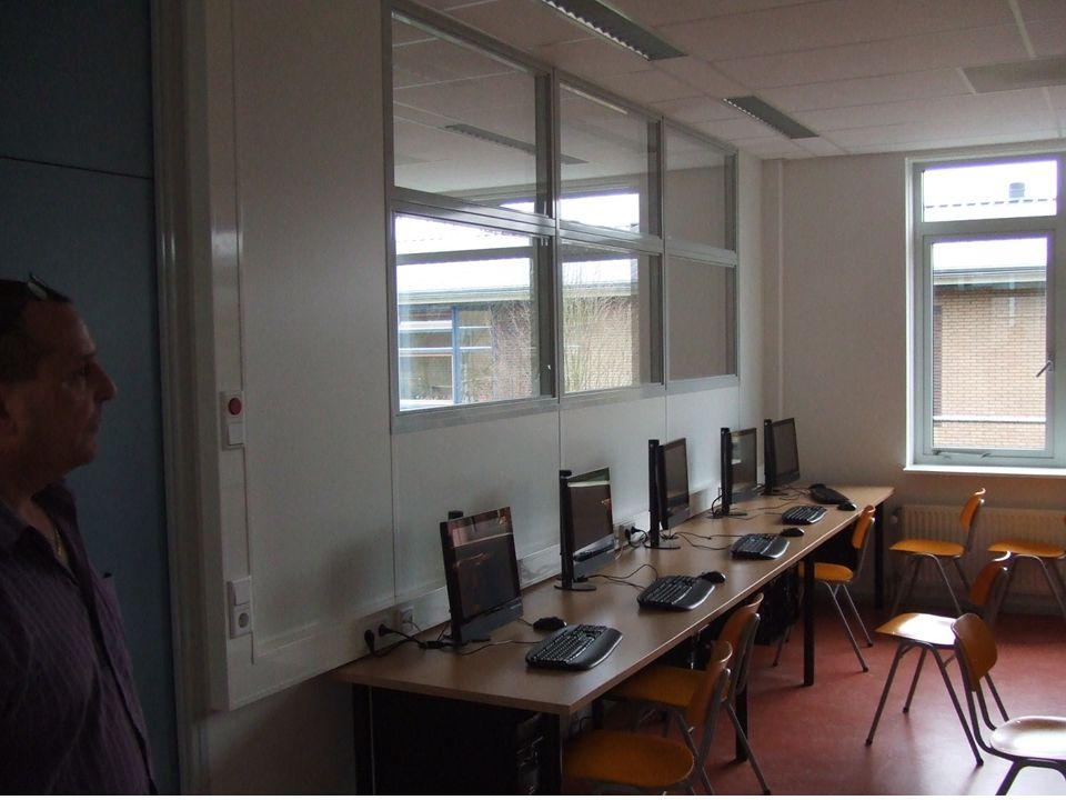 docentenwerkruimtes Ook docenten maken van deze ruimtes gebruik.