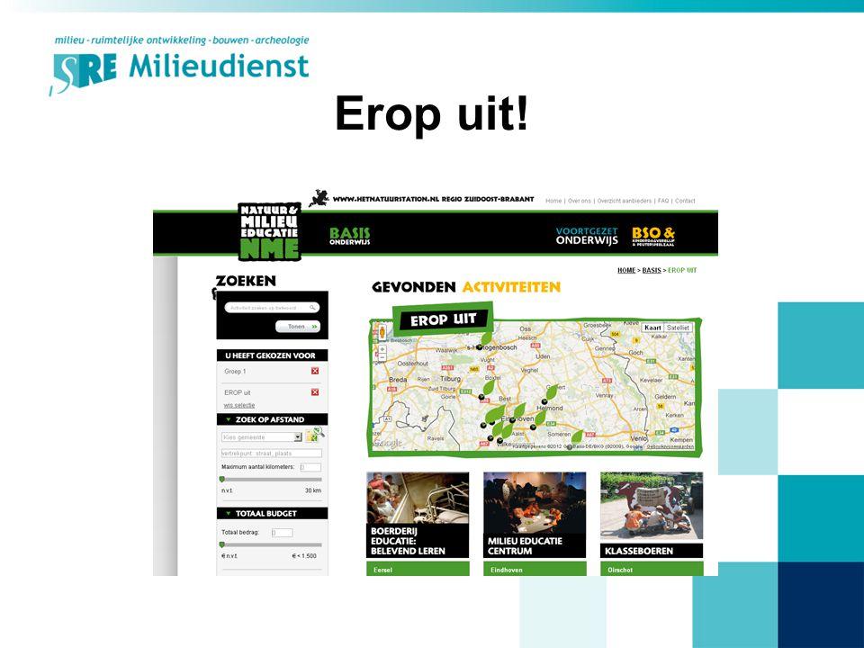 Samenwerking Groengelinkt Gemeenten uit de SRE regio Nieuwe partijen???