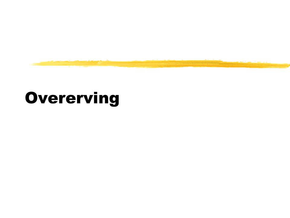 Soorten overerving: zOvererving voor het verschil