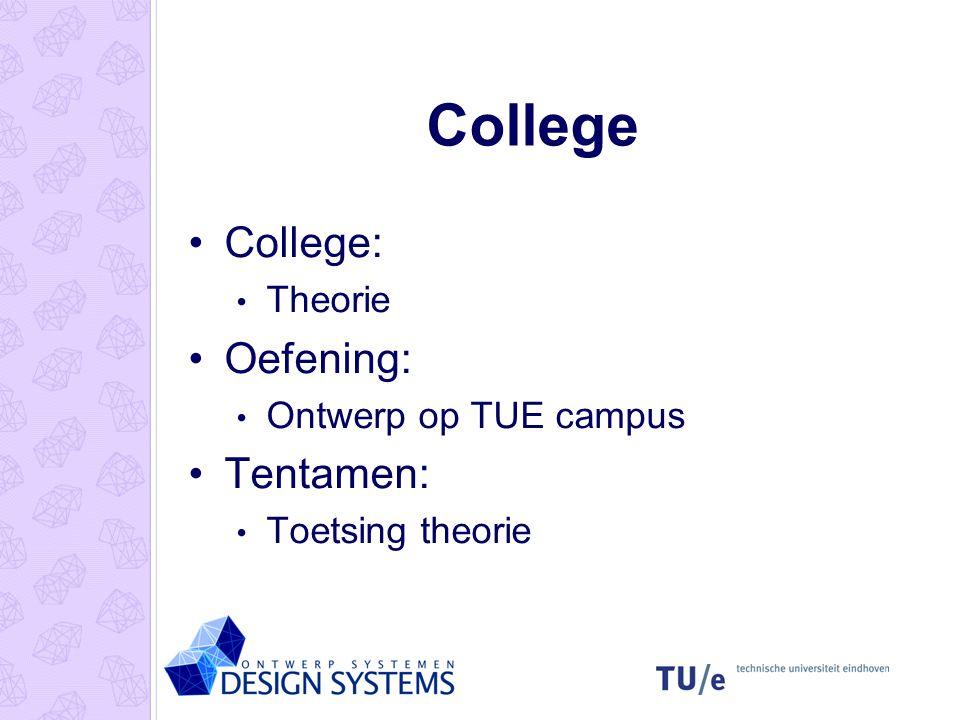 Oefening Studentenhuisvesting op TU campus Klein paviljoen Stedebouwkundig plan Architectonische uitwerking Reflectie/gebruik theorie