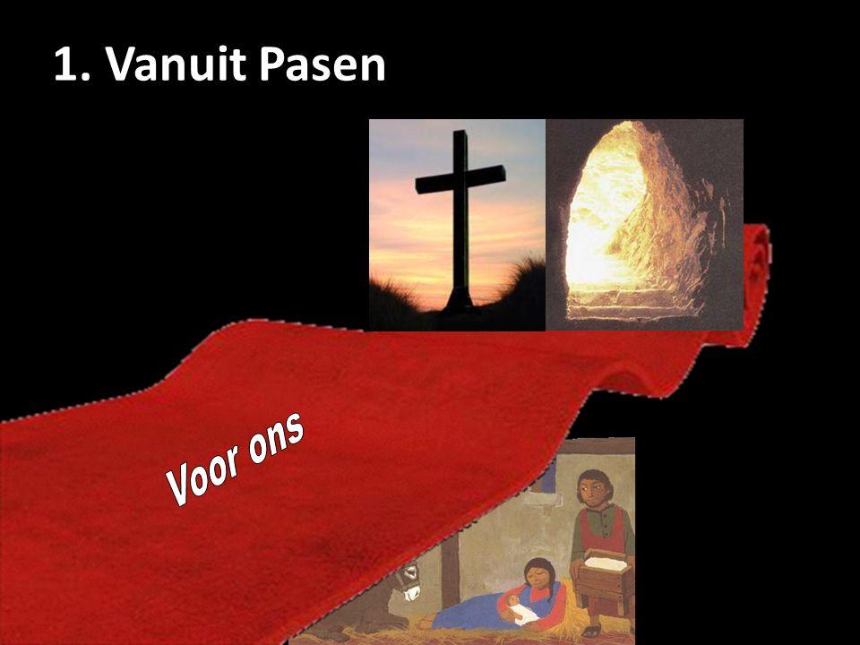 1 Kor. 15: 35-49 1. Vanuit Pasen