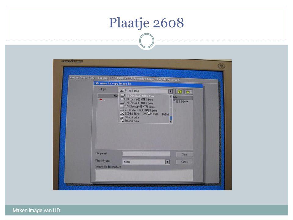 Plaatje 2608 Maken Image van HD