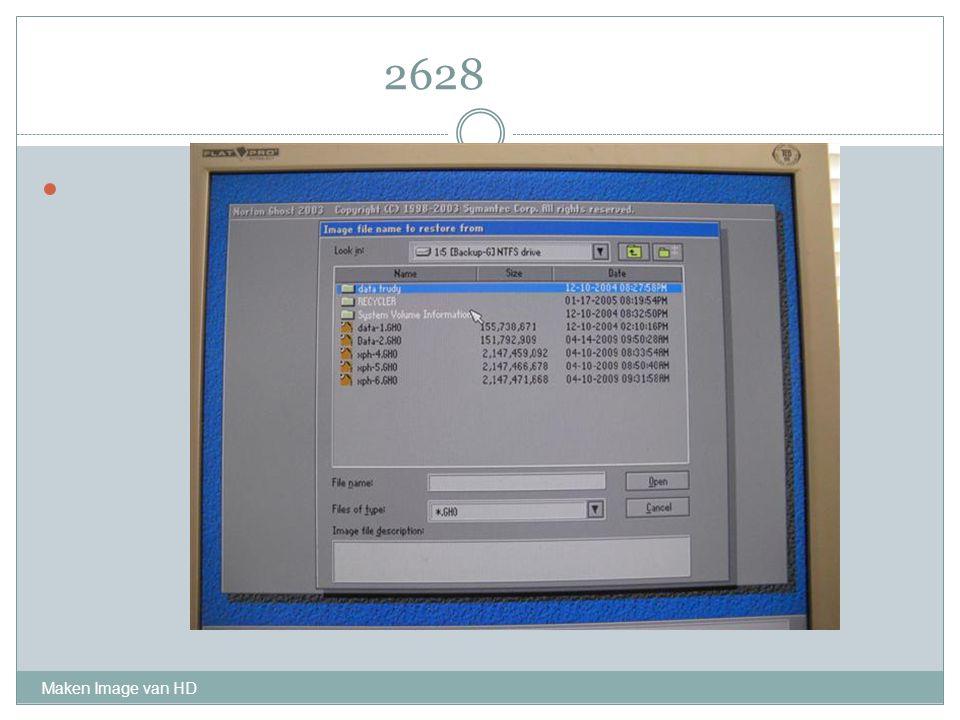 2628 Maken Image van HD