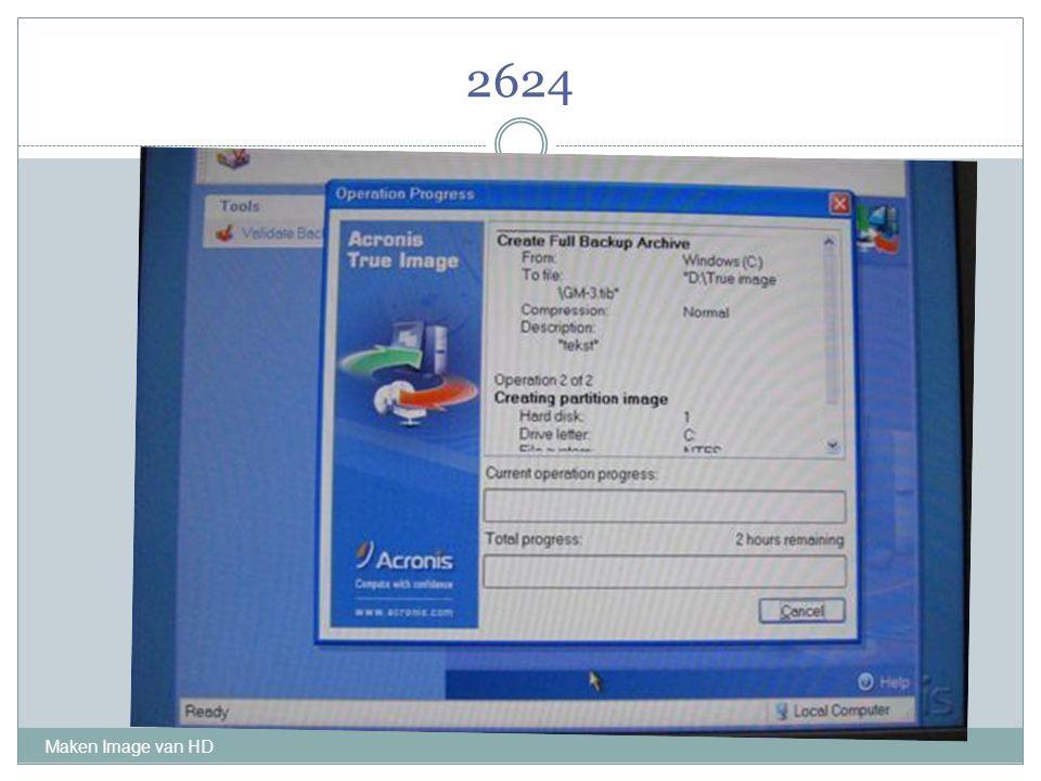 2624 Maken Image van HD