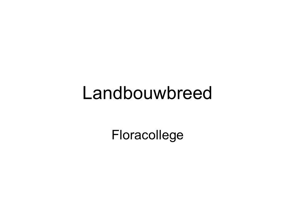 Landbouwbreed Floracollege