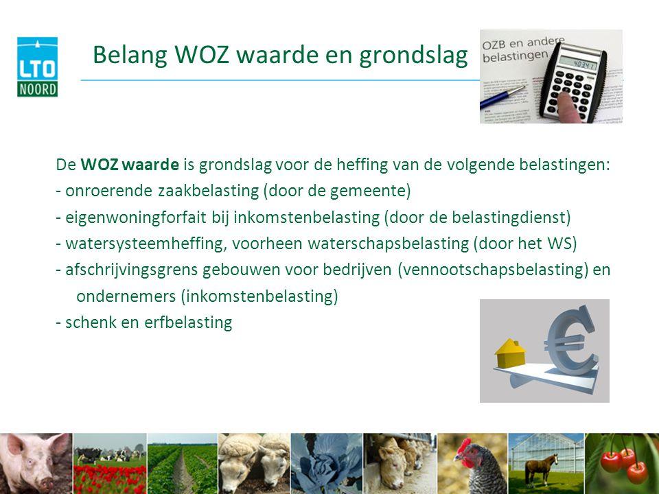 Bevindingen taxatie (2) 7)TIOX gebaseerd op gebouwen gefundeerd op heipalen (wat in Zuidhorn niet het geval is).