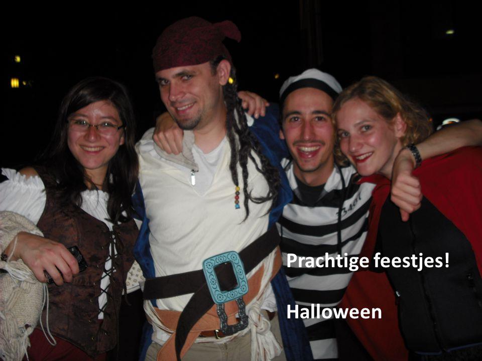Prachtige feestjes! Halloween