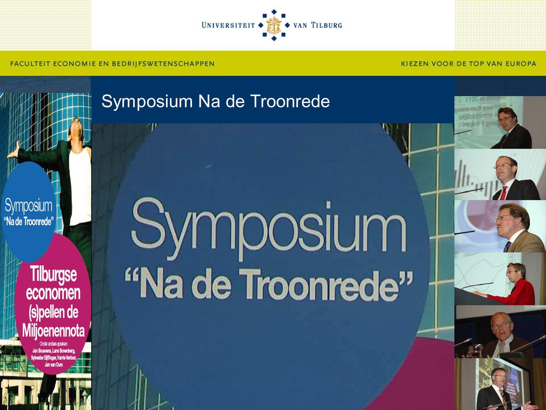 Symposium Na de Troonrede