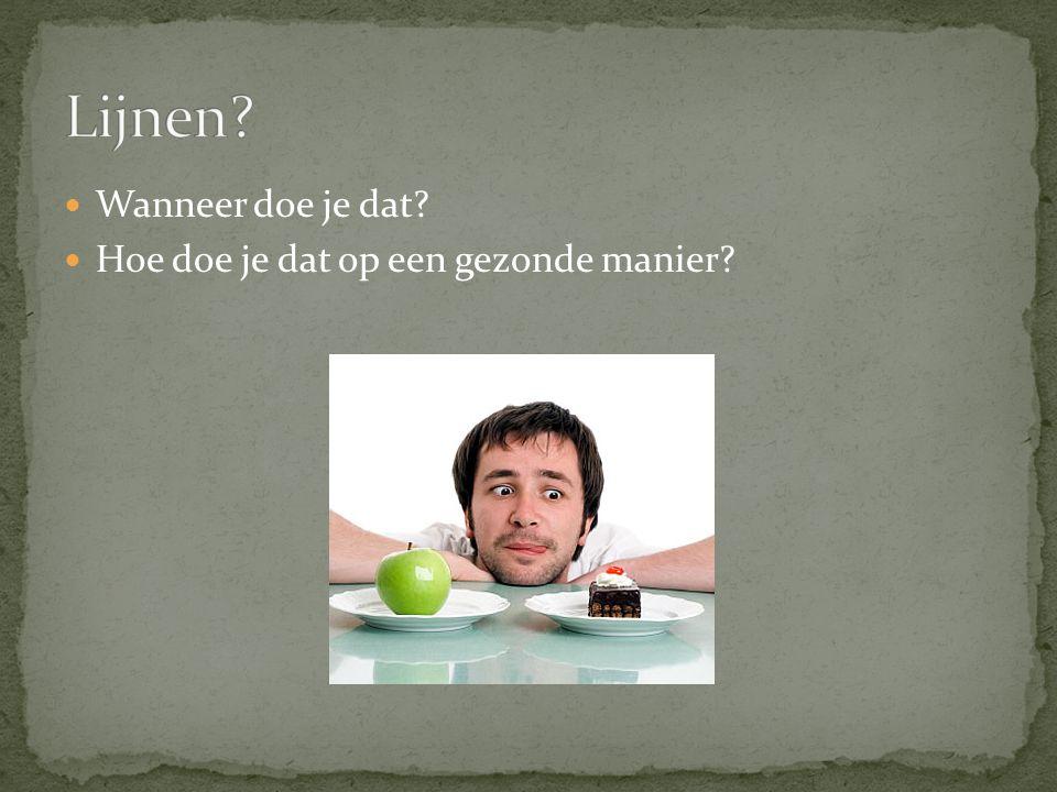 Geeft voorlichting over voedsel en voeding aan de bevolking van Nederland.