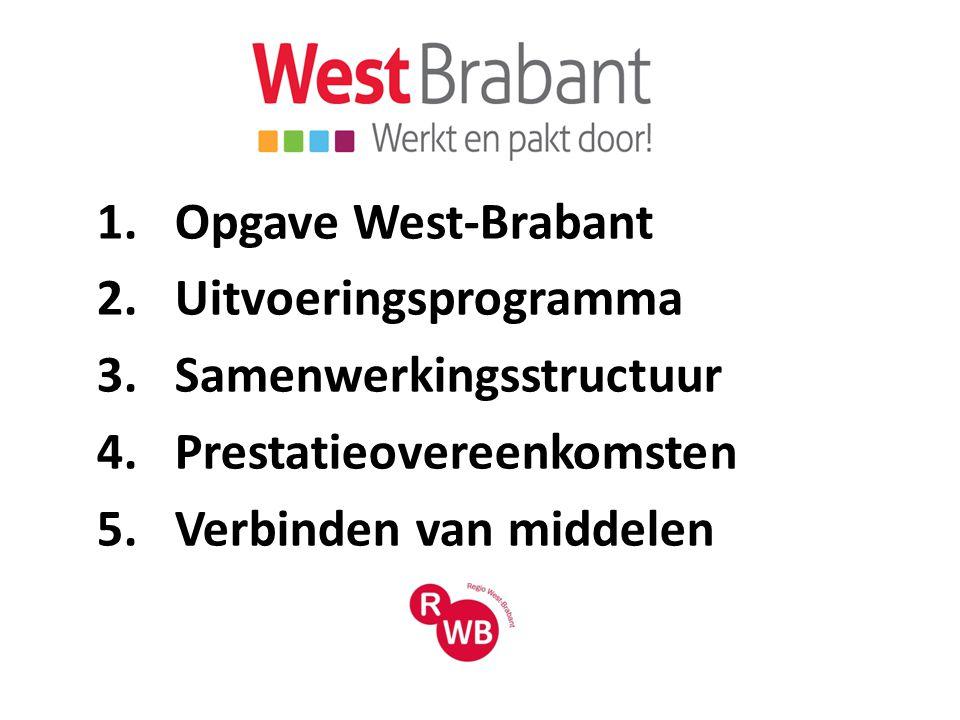 Opgave West-Brabant