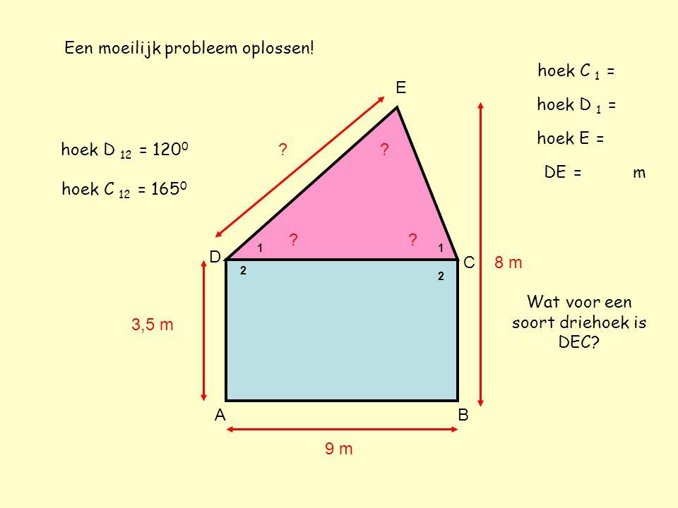 Maak voor de volgende les 4.2 Opgaven 16 t/m 31