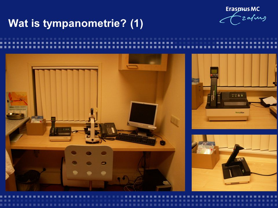 Wat is tympanometrie? (1)
