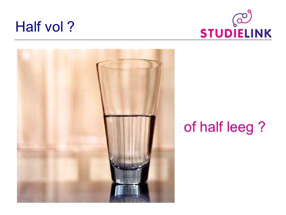 Half vol ? of half leeg ?