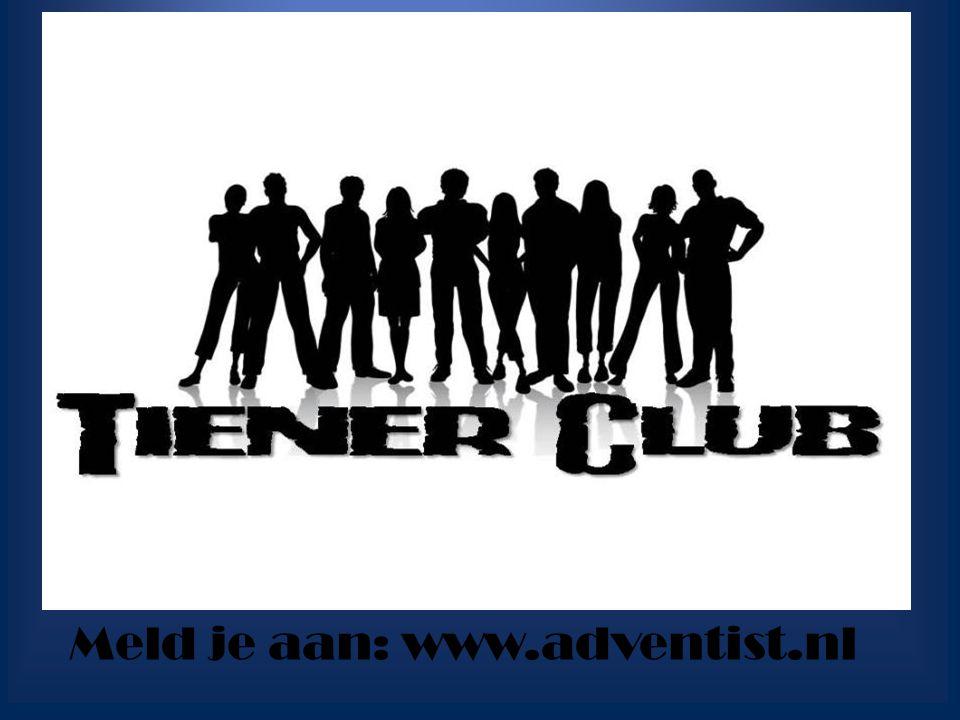 Iedere 1 e sabbat van de maand 14.30 – 21.30 uur Huis ter Heide Meld je aan: www.adventist.nl