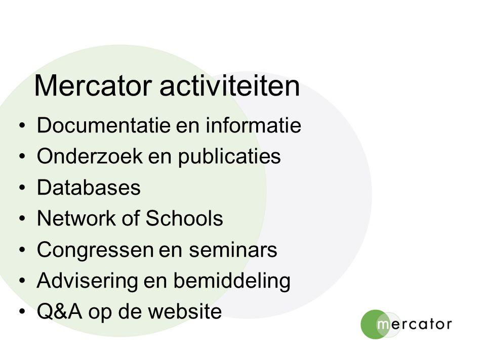 Bedankt / Tankewol Cor van der Meer & Alex Riemersma cvdmeer@fa.knaw.nlcvdmeer@fa.knaw.nl ariemersma@fa.knaw.nlariemersma@fa.knaw.nl Mercator European Research Centre on Multilingualism and Language Learning www.mercator-research.eu Fryske Akademy