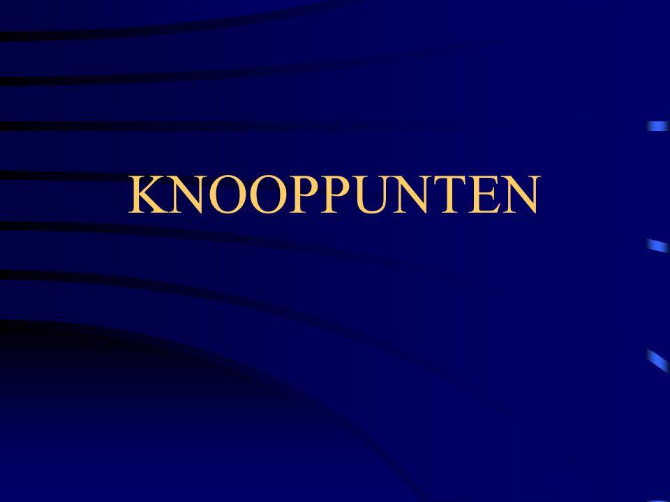 KNOOPPUNTEN