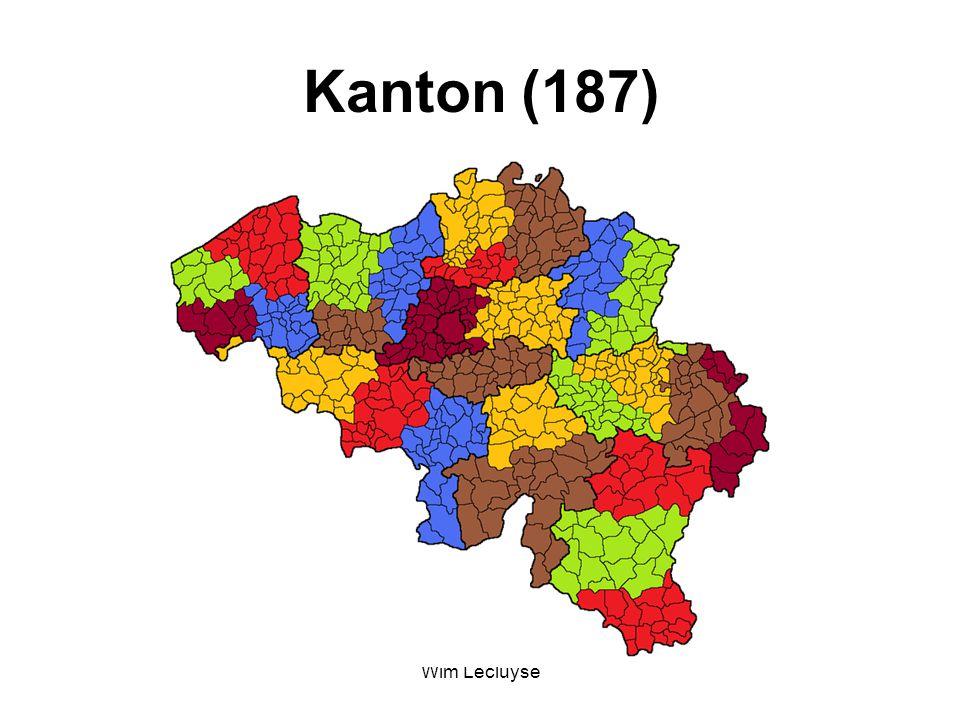 Kanton (187) Wim Lecluyse