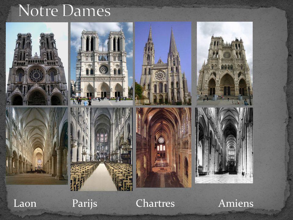 LaonParijs ChartresAmiens