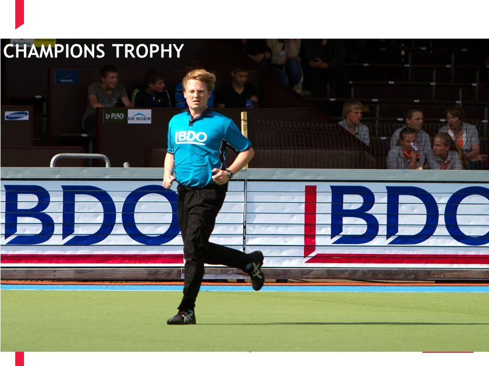 donderdag 7 augustus 2014 © 2010 BDOPage 8 CHAMPIONS TROPHY