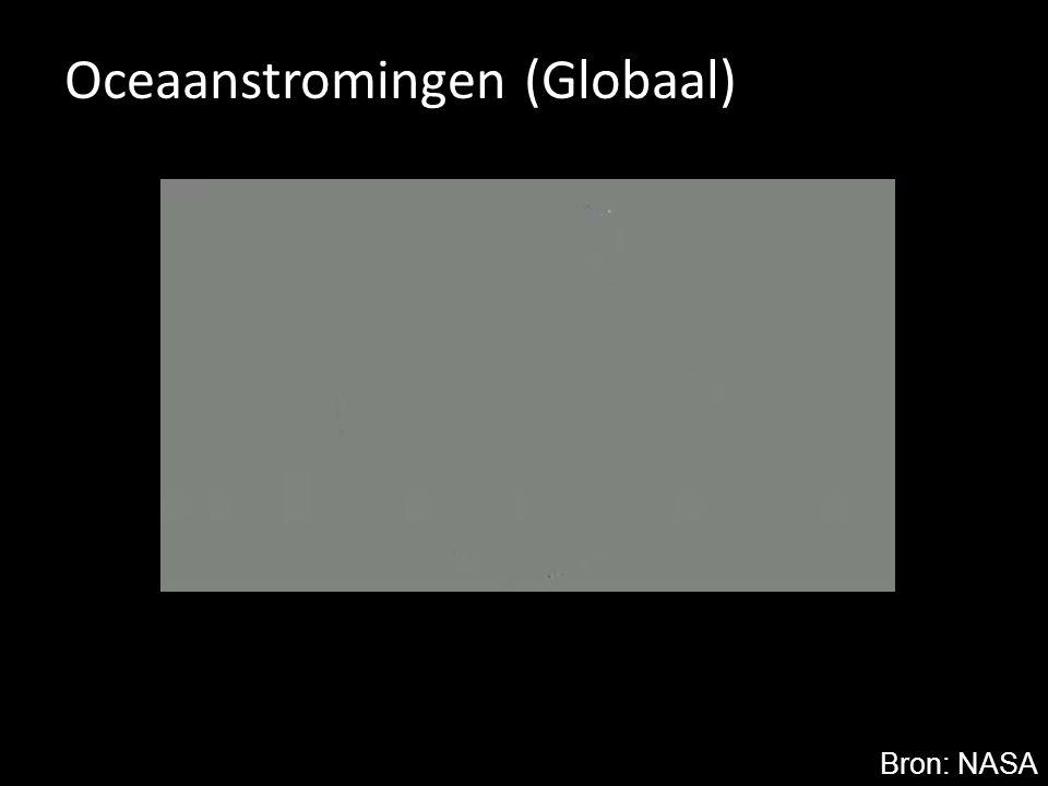 Zaterdag 23/10/2010 – Aard –en Omgevingswetenschappen, K.U.Leuven 2 Grootschalige circulatie (Globaal)