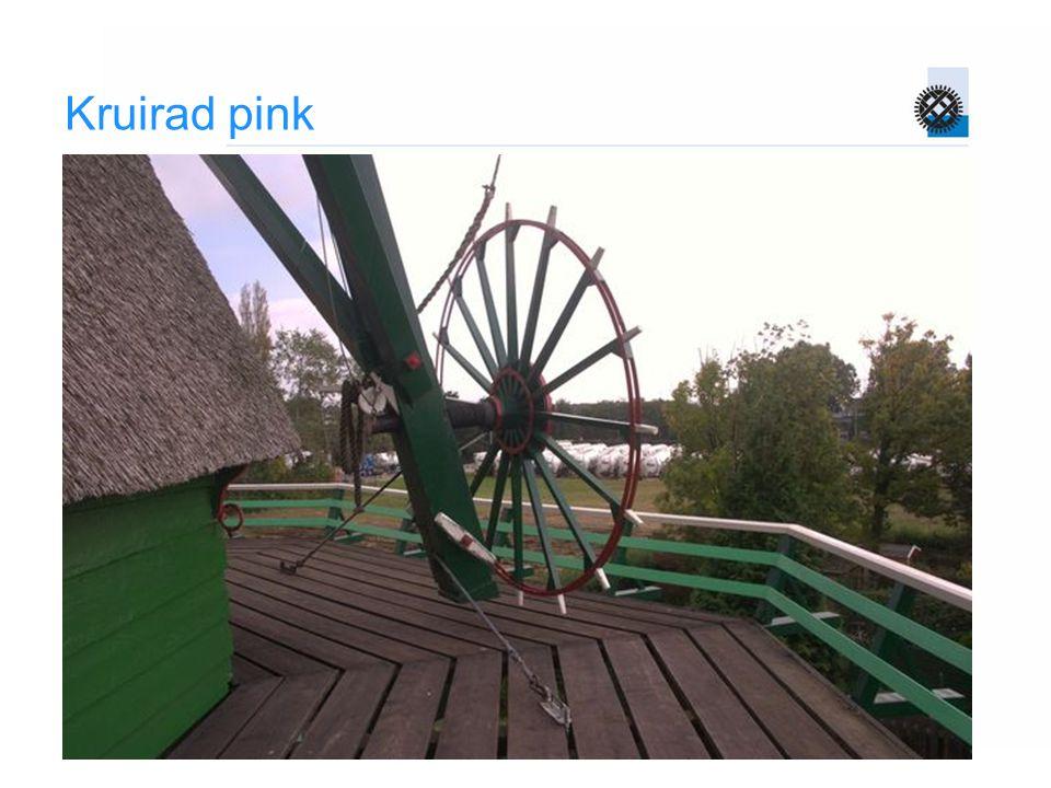 Kruirad pink