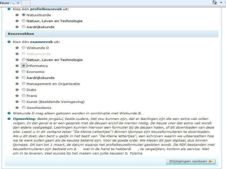 VAN HAVO-3 NAAR HAVO-4. K. Nieuwenburg/S. Tolsma FarelCollege Meerwegen scholengroep 10