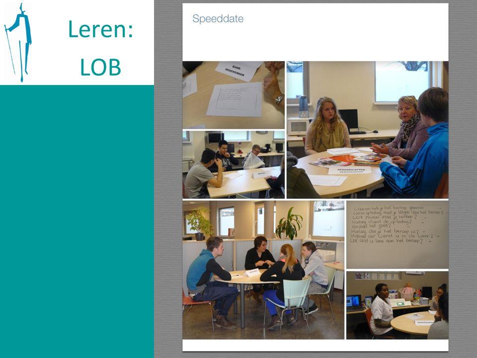 Leren: LOB