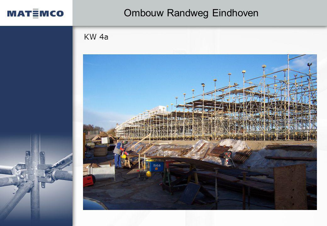 Ombouw Randweg Eindhoven KW 4a