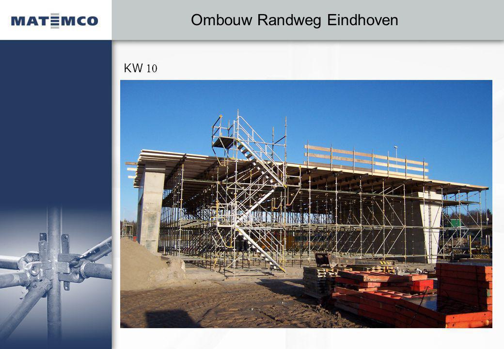 Ombouw Randweg Eindhoven KW 10
