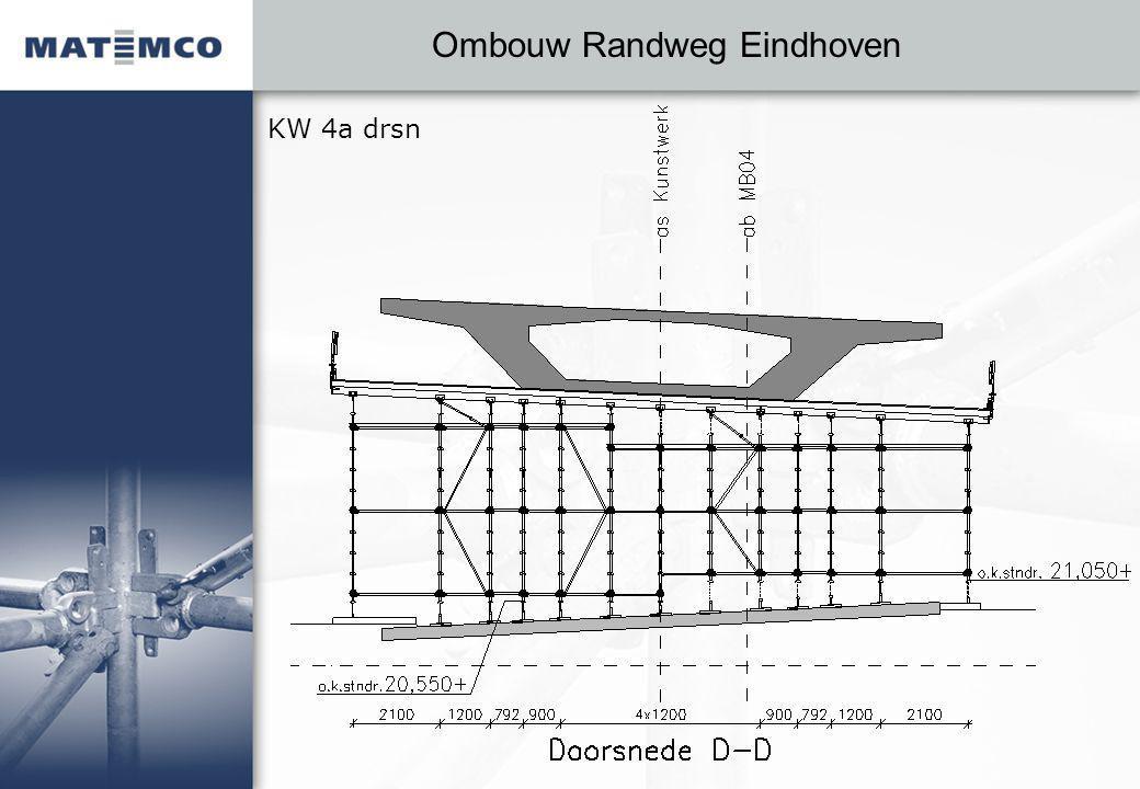 Ombouw Randweg Eindhoven KW 4a drsn