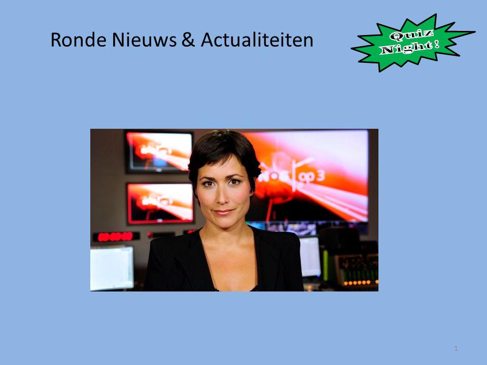 Ronde Nieuws & Actualiteiten 1