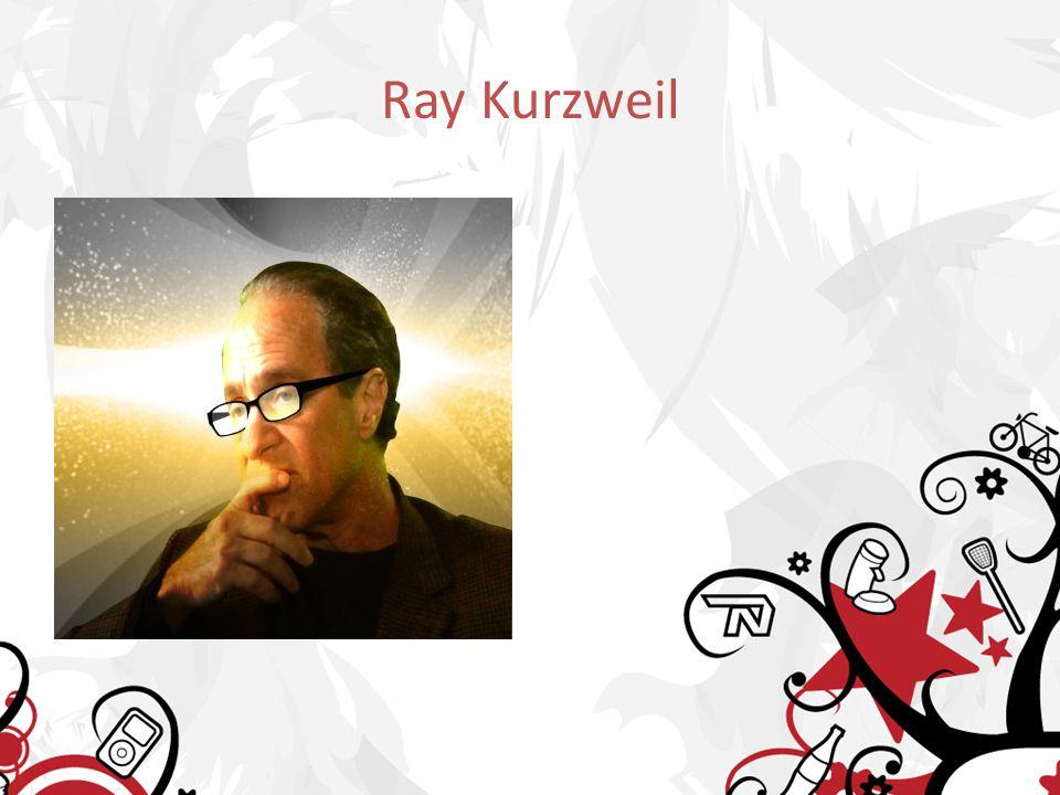 Transcendent man Kurzweil: Amerikaanse uitvinder Computers in 2029 zijn minstens even intelligent als mensen Artificiële intelligentie overstijgt de intelligentie van mensen Hersenimplantaten zullen worden gebruikt om de revolutie die ons te wachten staat te kunnen begrijpen.